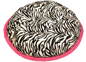 ROUND BEDDING SPECIAL COLLECTION (ZEBRA/PINK)