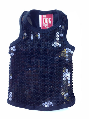 BLACK ON THE ROCKS SEQUENCE TANK - doggyDAWGworld.com