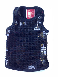 BLACK ON THE ROCKS SEQUENCE TANK