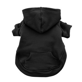 FLEX FIT HOODIE - Black  **DDW Favorite - doggyDAWGworld.com