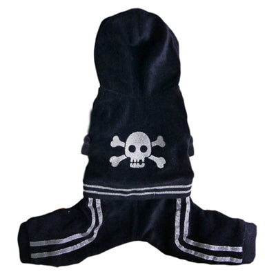 SKULLY JUMPER (Black) - doggyDAWGworld.com
