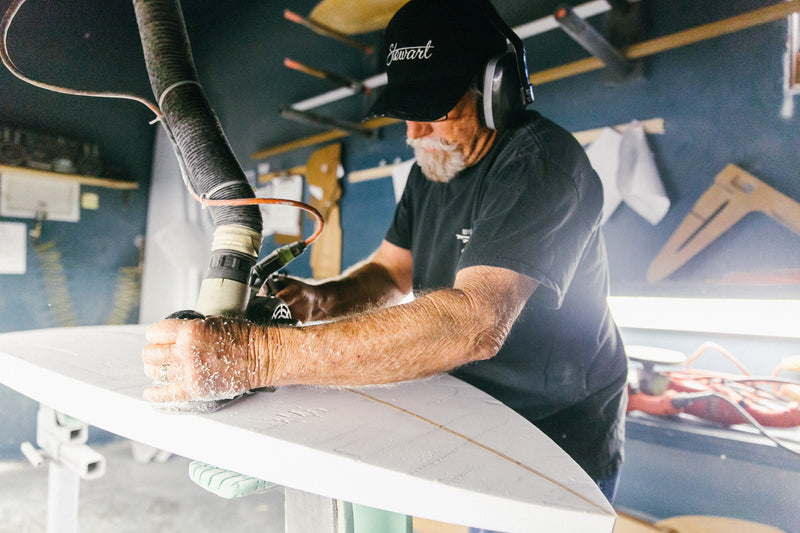Behind the Scenes: Surfboard Production and Why Our Stock Levels are So Low