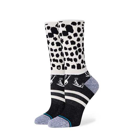 STANCE RUNNING WILD WOMEN'S CASUAL CREW SOCK