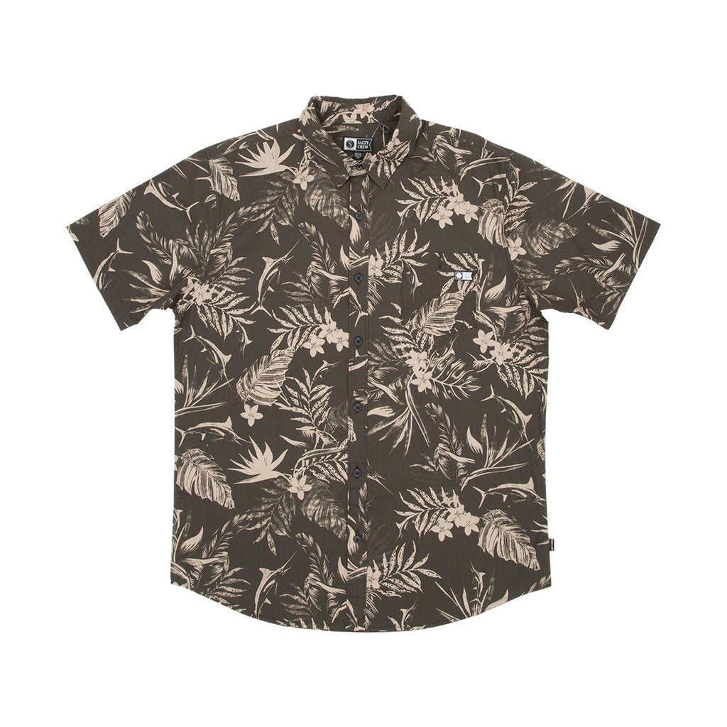 SALTY CREW TAILWIND S/S BUTTON-UP SHIRT