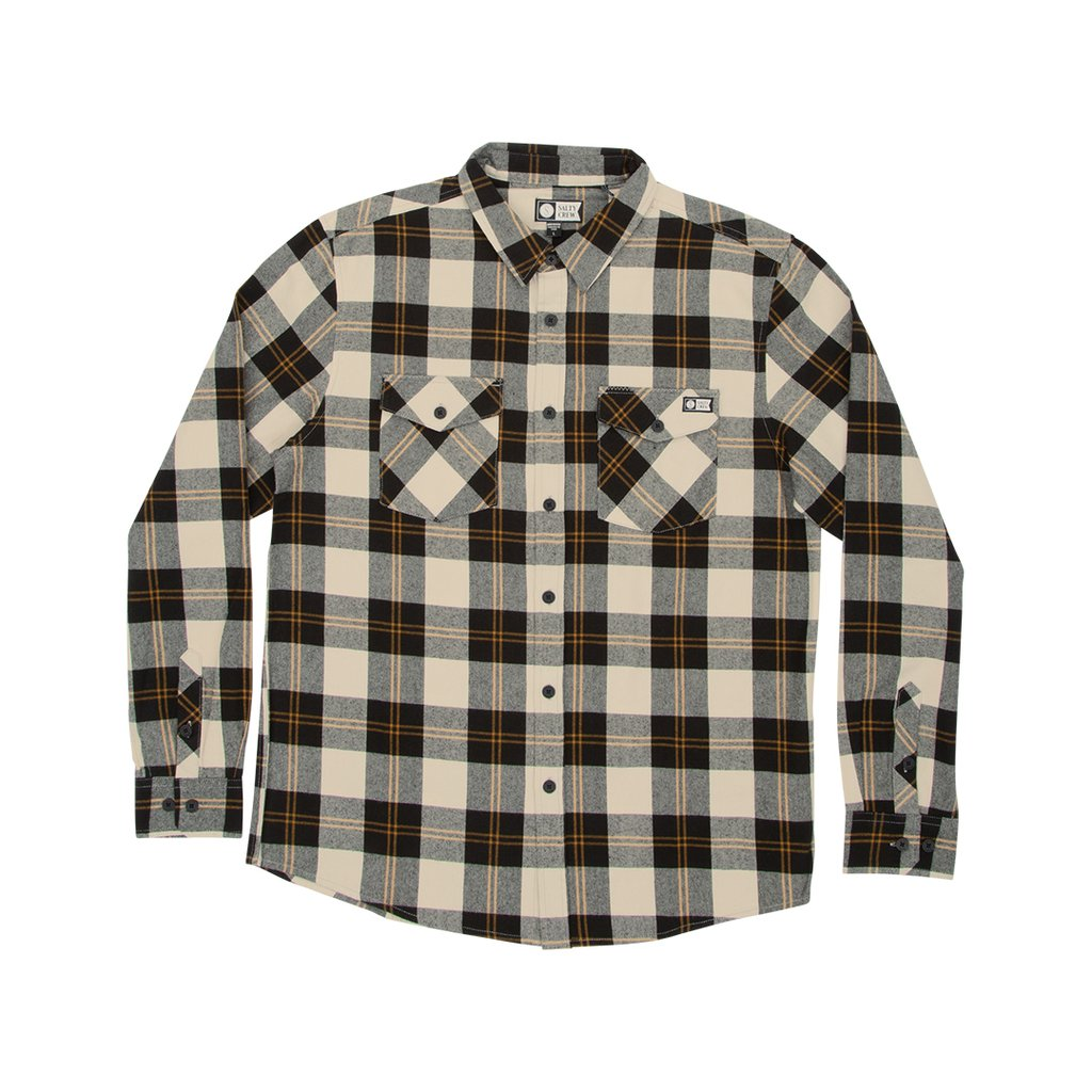 SALTY CREW INSHORE FLANNEL SHIRT