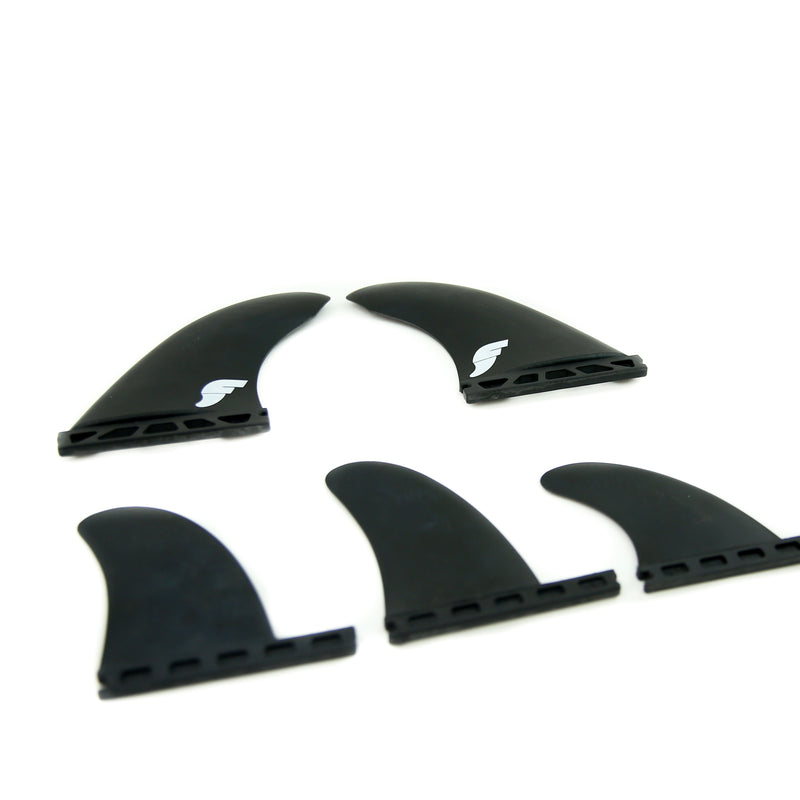 FUTURES FINS COMPOSITE SCIMITAR 5 FIN SET