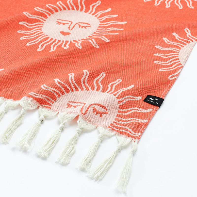 SLOWTIDE SUNNY TURKISH TOWEL