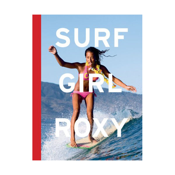 """SURF GIRL ROXY"" BOOK"