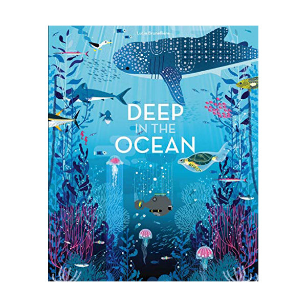 """DEEP IN THE OCEAN"" CHILDREN'S BOOK"