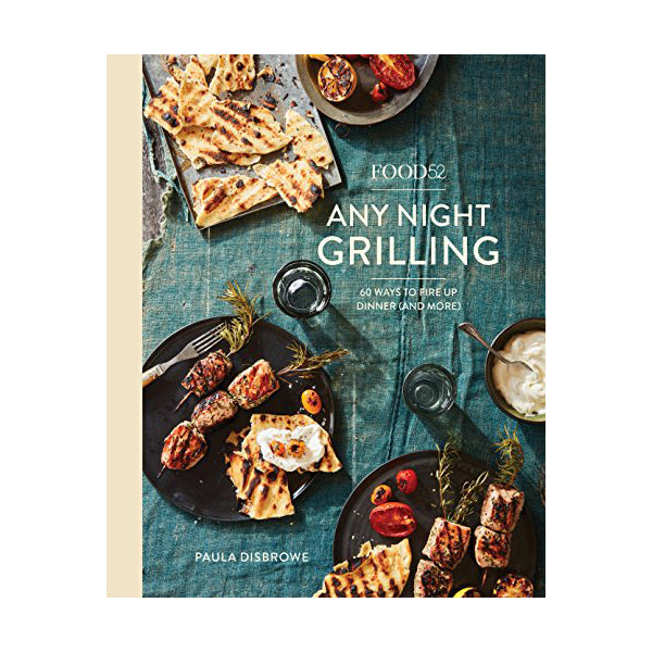 """FOOD52 ANY NIGHT GRILLING"" BOOK"