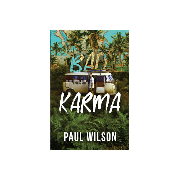 """BAD KARMA"" BOOK"