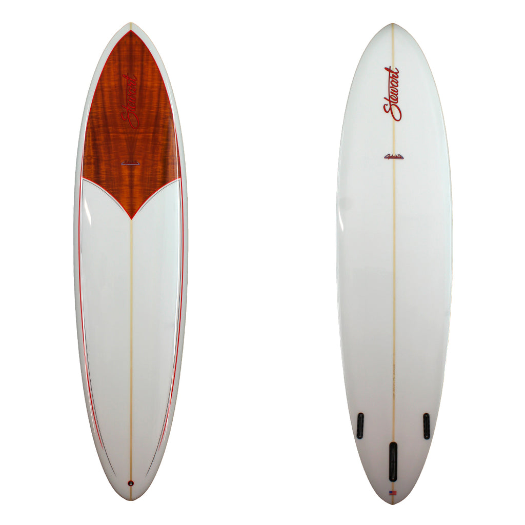 9'0 CLYDESDALE GLOSS B#111529| Stewart Surfboards