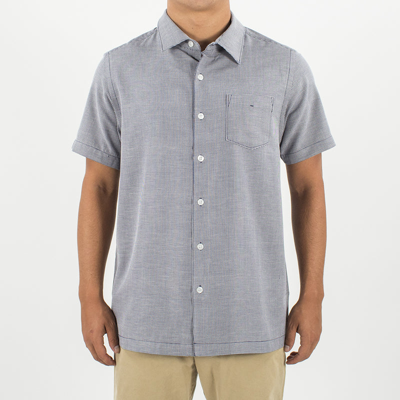 TOES ON THE NOSE CRUISER S/S WOVEN SHIRT