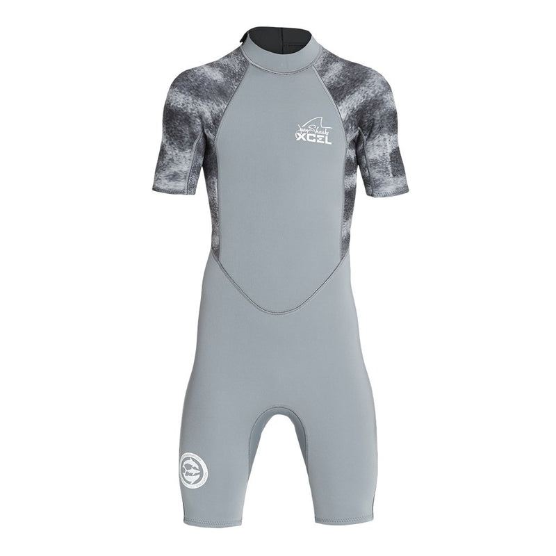XCEL YOUTH WATER INSPIRED AXIS 2MM SPRINGSUIT