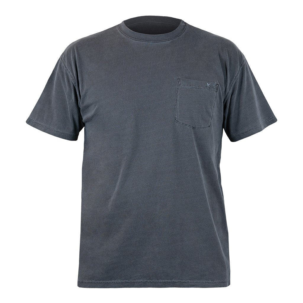 XCEL MEN'S RETRO S/S POCKET TEE