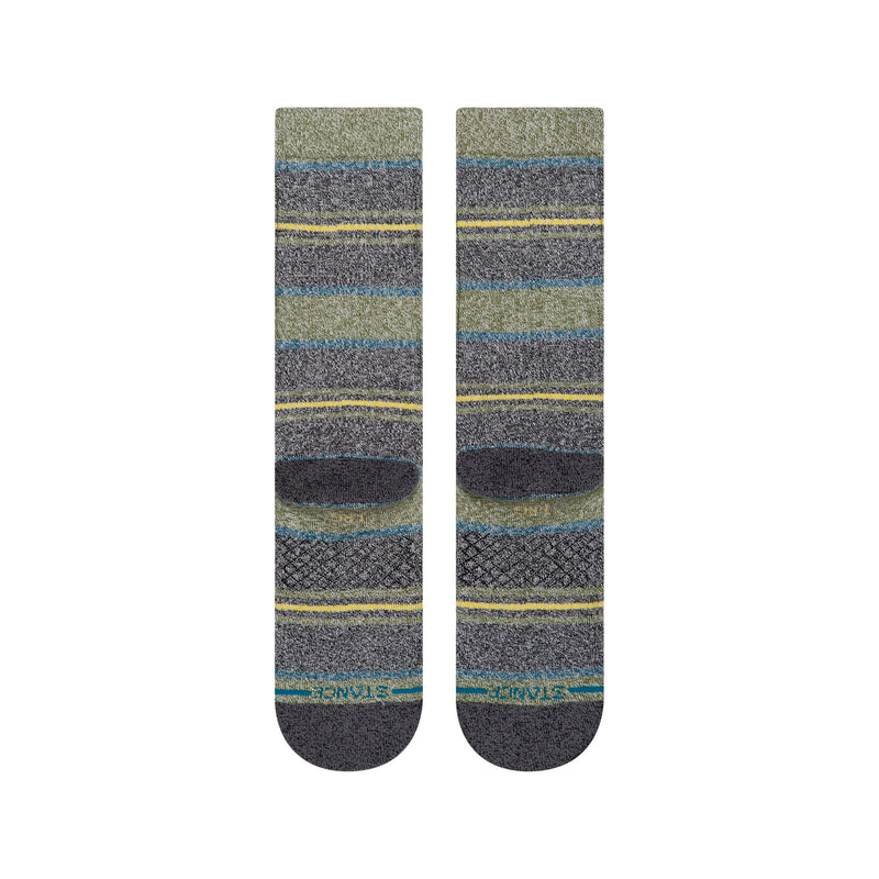 STANCE DEFEAT MEN'S CREW SOCKS