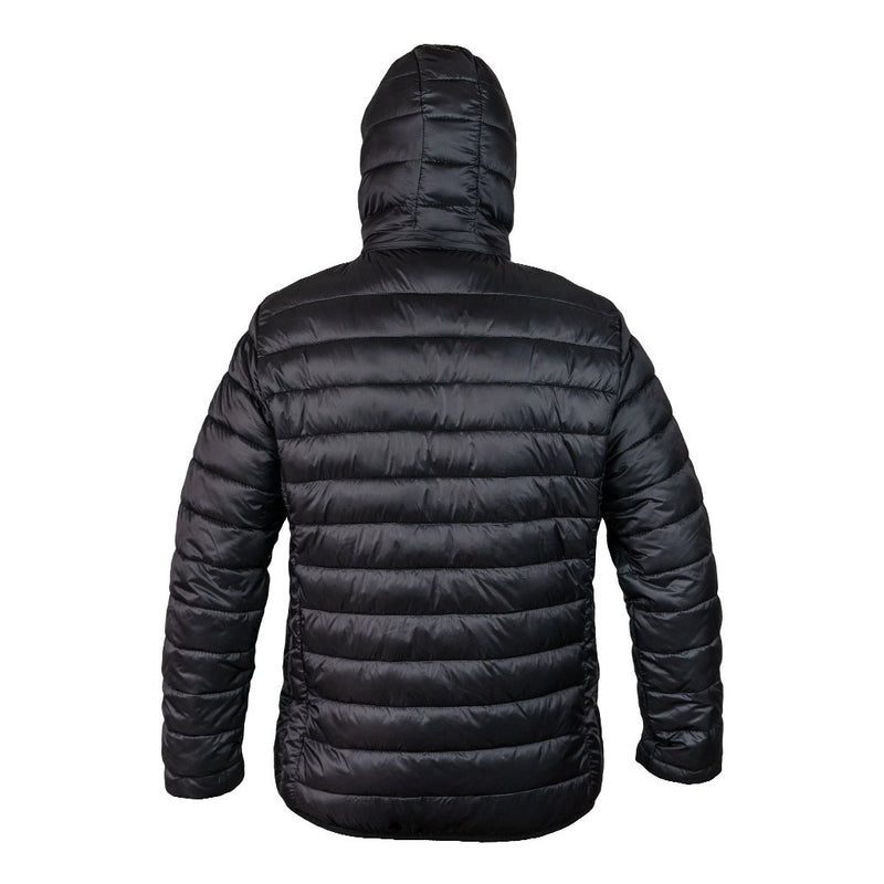 XCEL MEN'S HOODED PUFFY JACKET