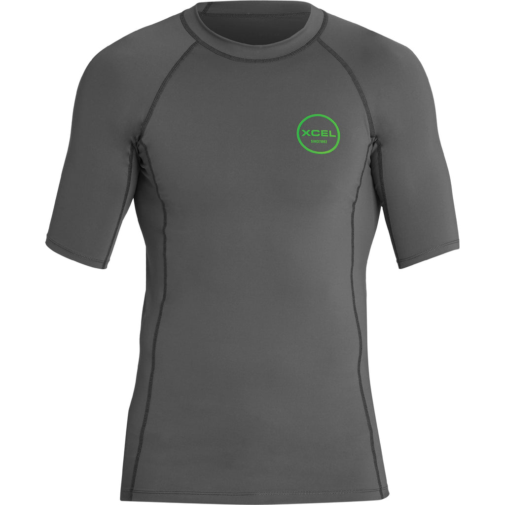 XCEL MENS PERFORMANCE FIT S/S UV TOP