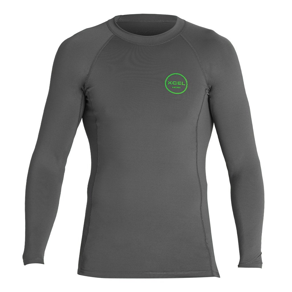 XCEL PERFORMANCE FIT ALEX L/S UV TOP