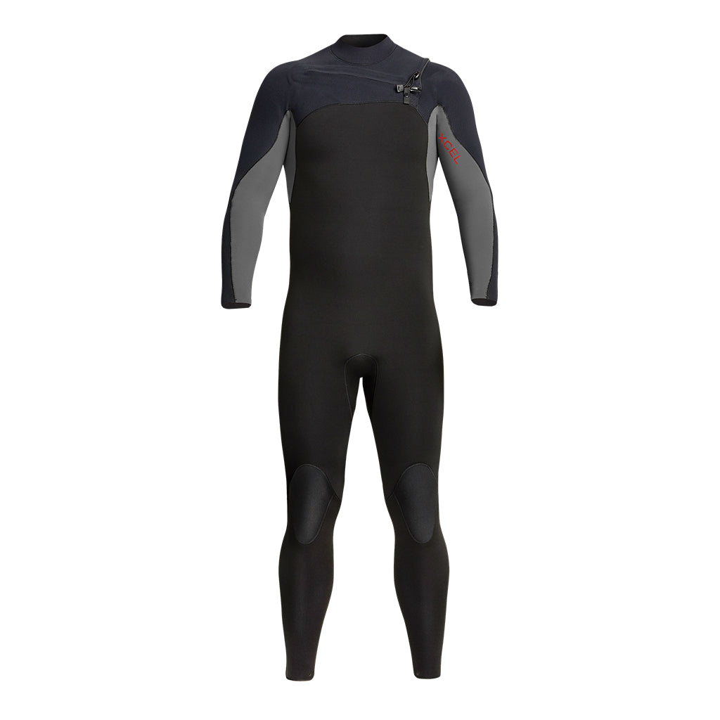 XCEL WETSUITS MEN'S PHOENIX 3/2MM CHEST ZIP FULLSUIT FA20