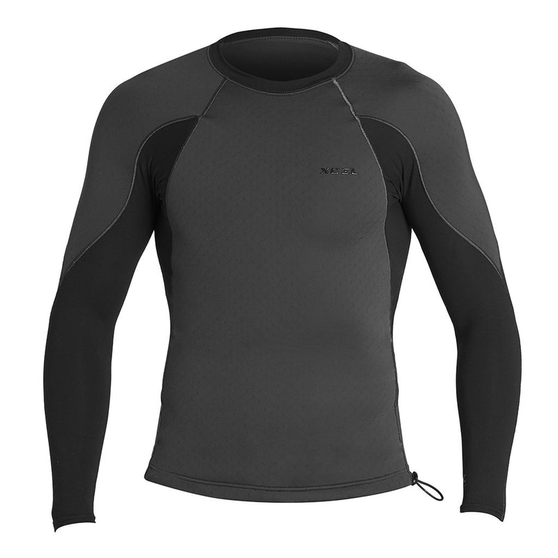 XCEL MENS SCOUT PERFORATED NEOPRENE LONG SLEEVE 1.5/0.5MM JACKET