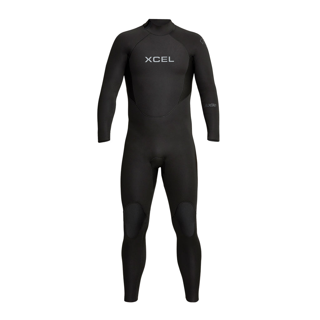XCEL WETSUITS MEN'S AXIS 4/3MM BACK ZIP FULLSUIT FA20