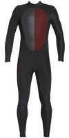 XCEL MEN'S AXIS BACK ZIP 3/2 FULLSUIT FA18