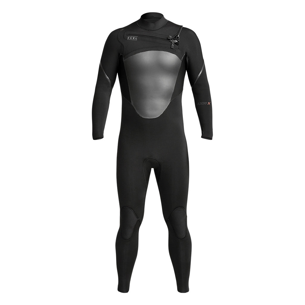 XCEL 3/2MM AXIS X CHEST ZIP FULL WETSUIT FA20