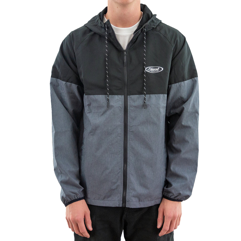 STEWART Surfboards BAJA HOODED WINDBREAKER