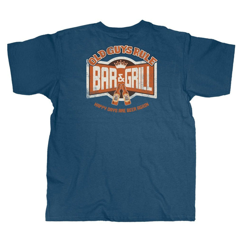 OLD GUYS RULE BAR & GRILL T-SHIRT
