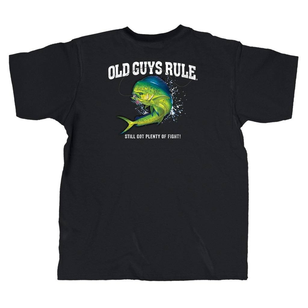 OLD GUYS RULE PLENTY OF FIGHT TEE