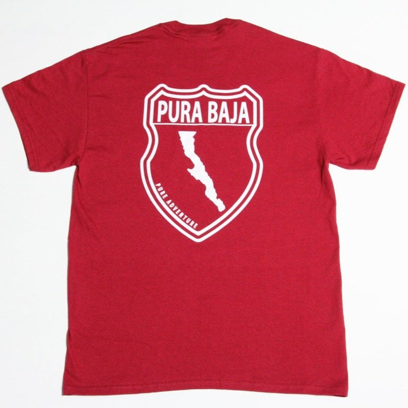 PURA BAJA SIGN S/S T-SHIRT