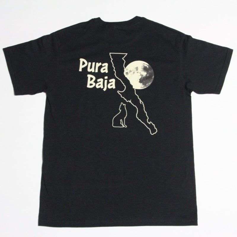 PURA BAJA FULL MOON S/S T-SHIRT