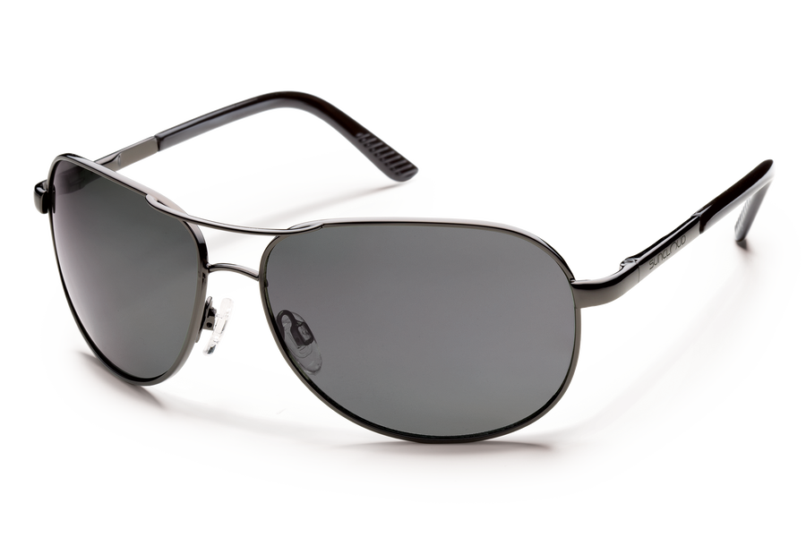 GUNMETAL/POLARIZED GRAY
