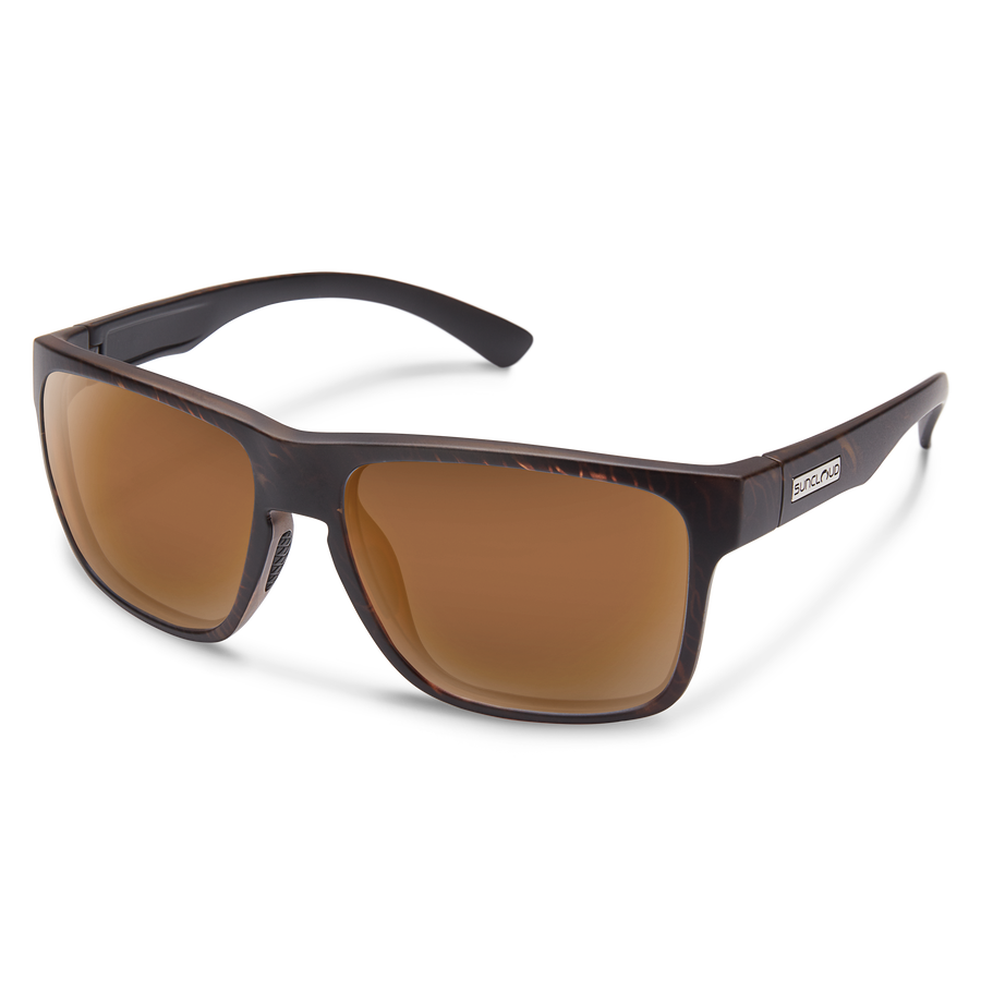 BLACKENED TORTOISE/POLARIZED BROWN
