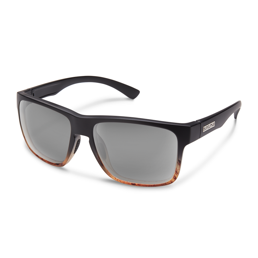 BLACK TORTOISE FADE/POLARIZED GRAY