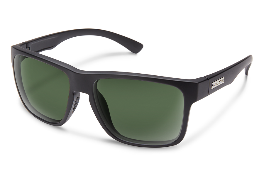 MATTE BLACK/POLARIZED GRAY