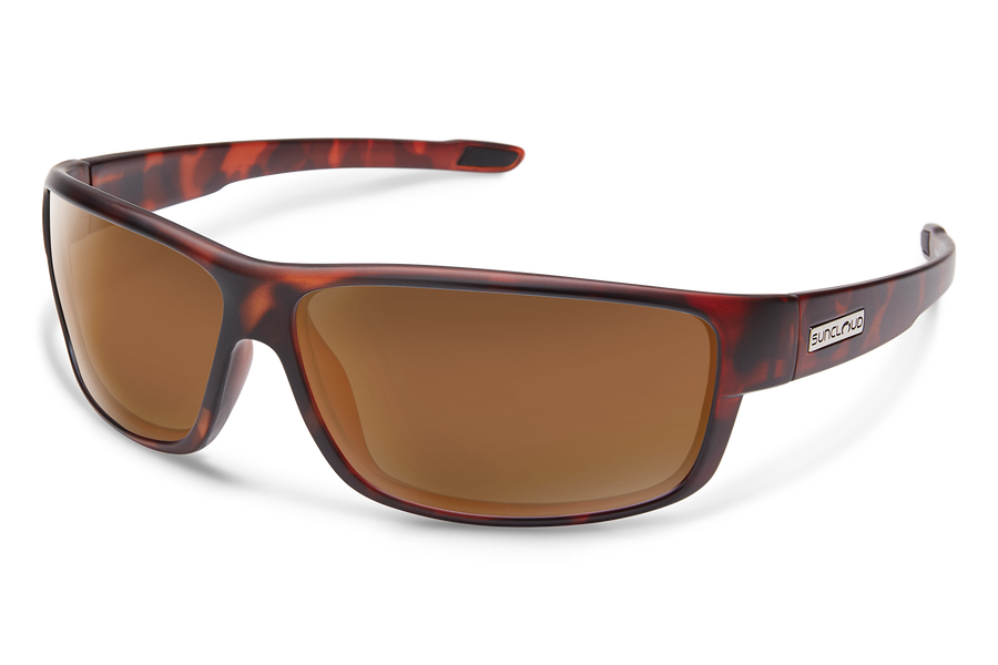 MATTE TORTOISE/POLARIZED BROWN
