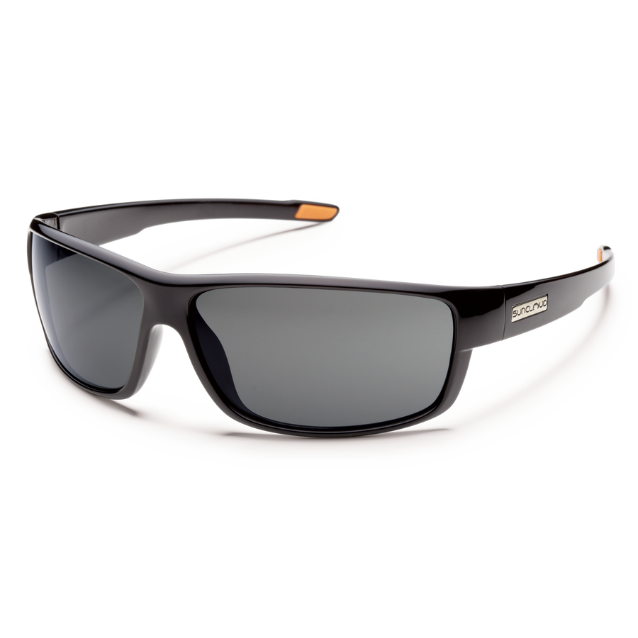 BLACK/POLARIZED GRAY