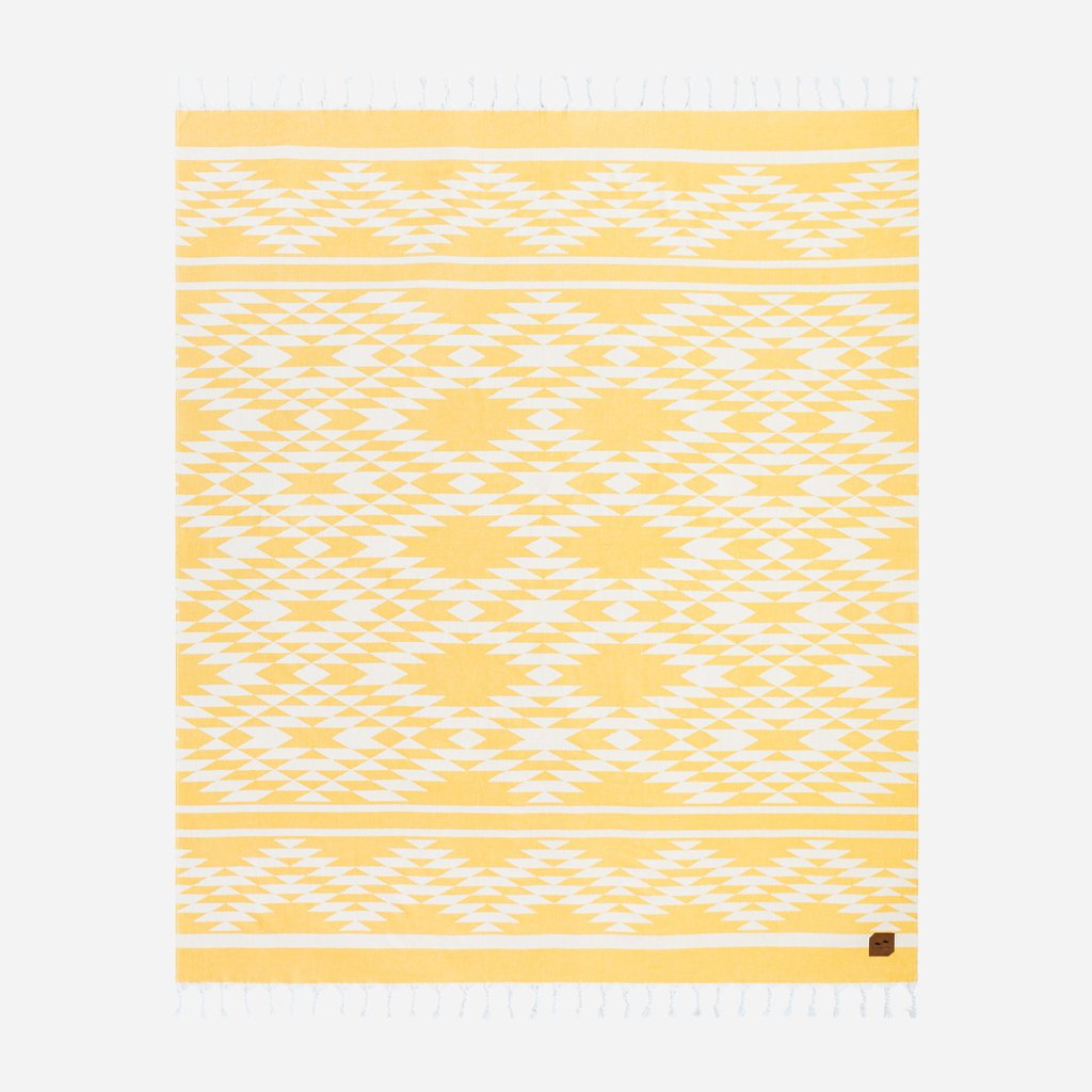 SLOWTIDE CHICO BEACH THROW BLANKET