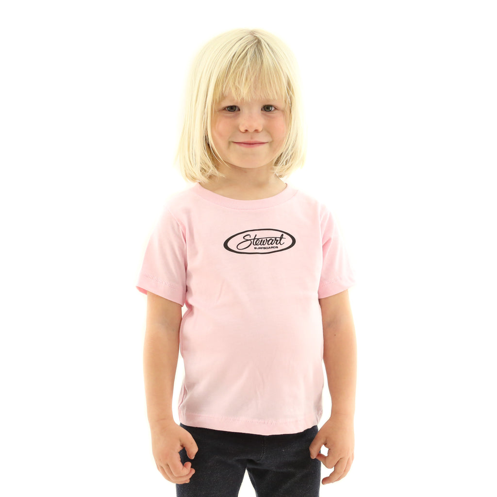 STEWART OVAL BABY S/S T-SHIRT