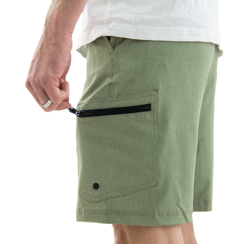 STEWART MEN'S STRIKE WALK SHORT