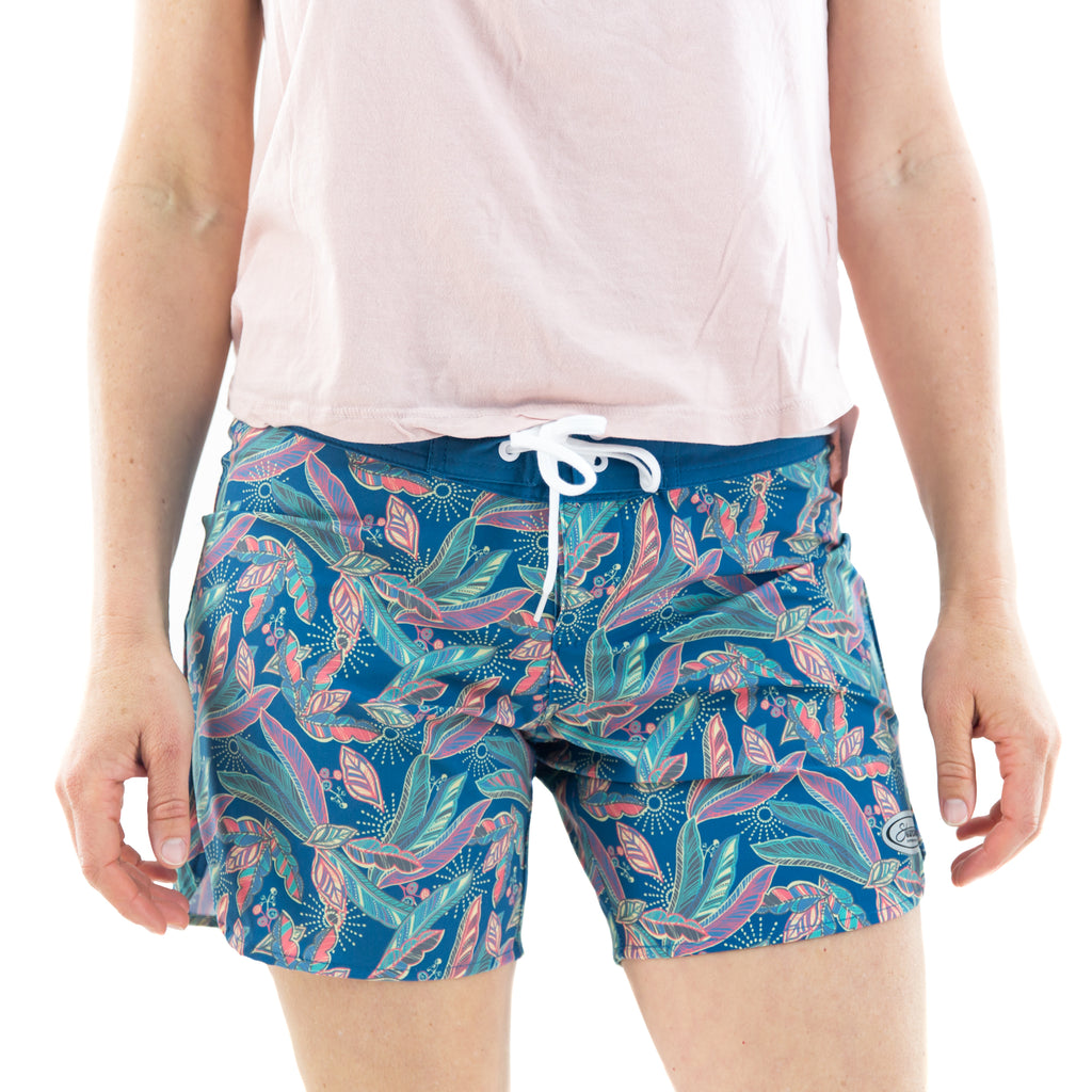 STEWART WOMEN'S DESTINATION BOARDSHORT