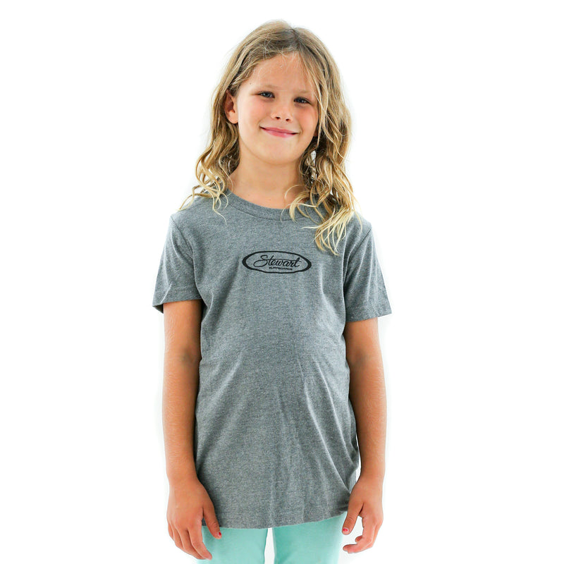 STEWART OVAL TODDLER/KIDS S/S T-SHIRT