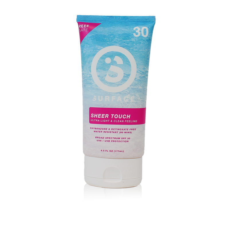 SURFACE SHEER TOUCH SUNSCREEN LOTION