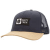 SALTY CREW PINNACLE RETRO TRUCKER HAT