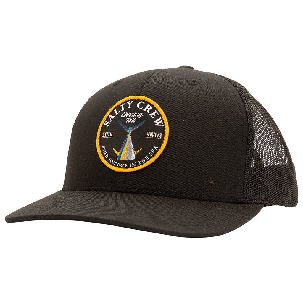 SALTY CREW BOTTOM DWELLER RETRO TRUCKER HAT