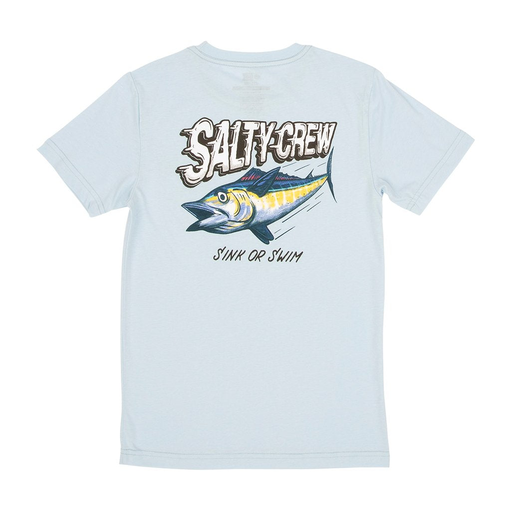 SALTY CREW SCREAMIN S/S PREMIUM TEE