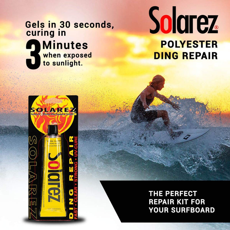SOLAREZ POLY DING REPAIR RESIN