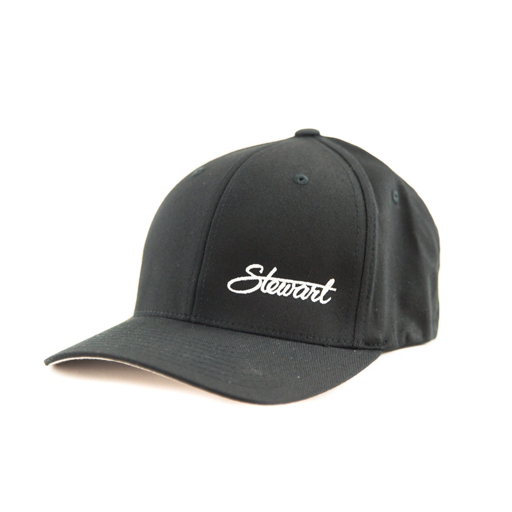 STEWART Surfboards EMBROIDERED FLEXFIT HAT